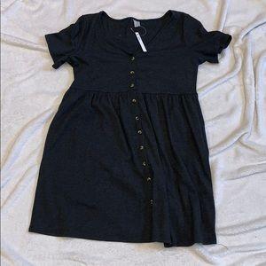 ASOS ribbed mini dress
